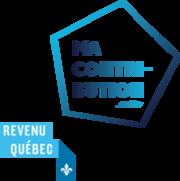 Logo du site macontribution.com de Revenu Québec