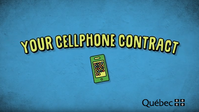 Activity « Your Cellphone Contract »