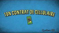 Activité « Ton contrat de cellulaire »