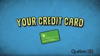 Activité « Your Credit Card »