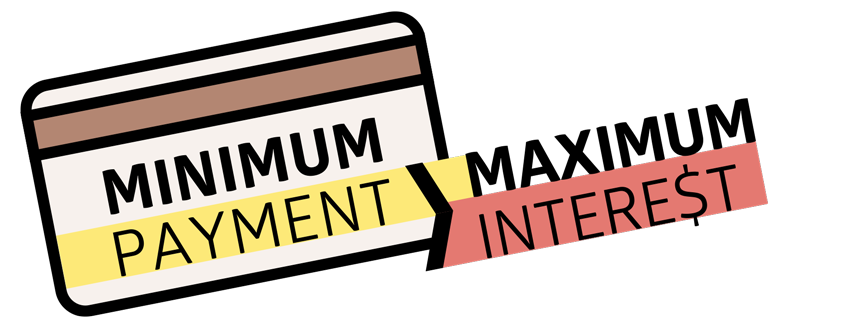 Minimum Payment: Maximum Interest